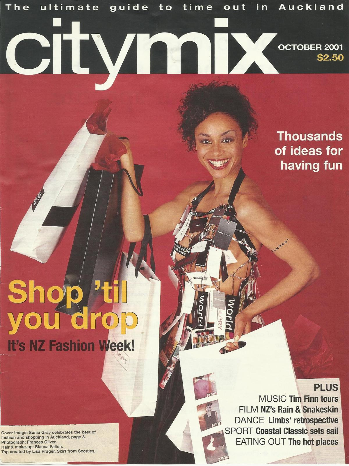City Mix Cover