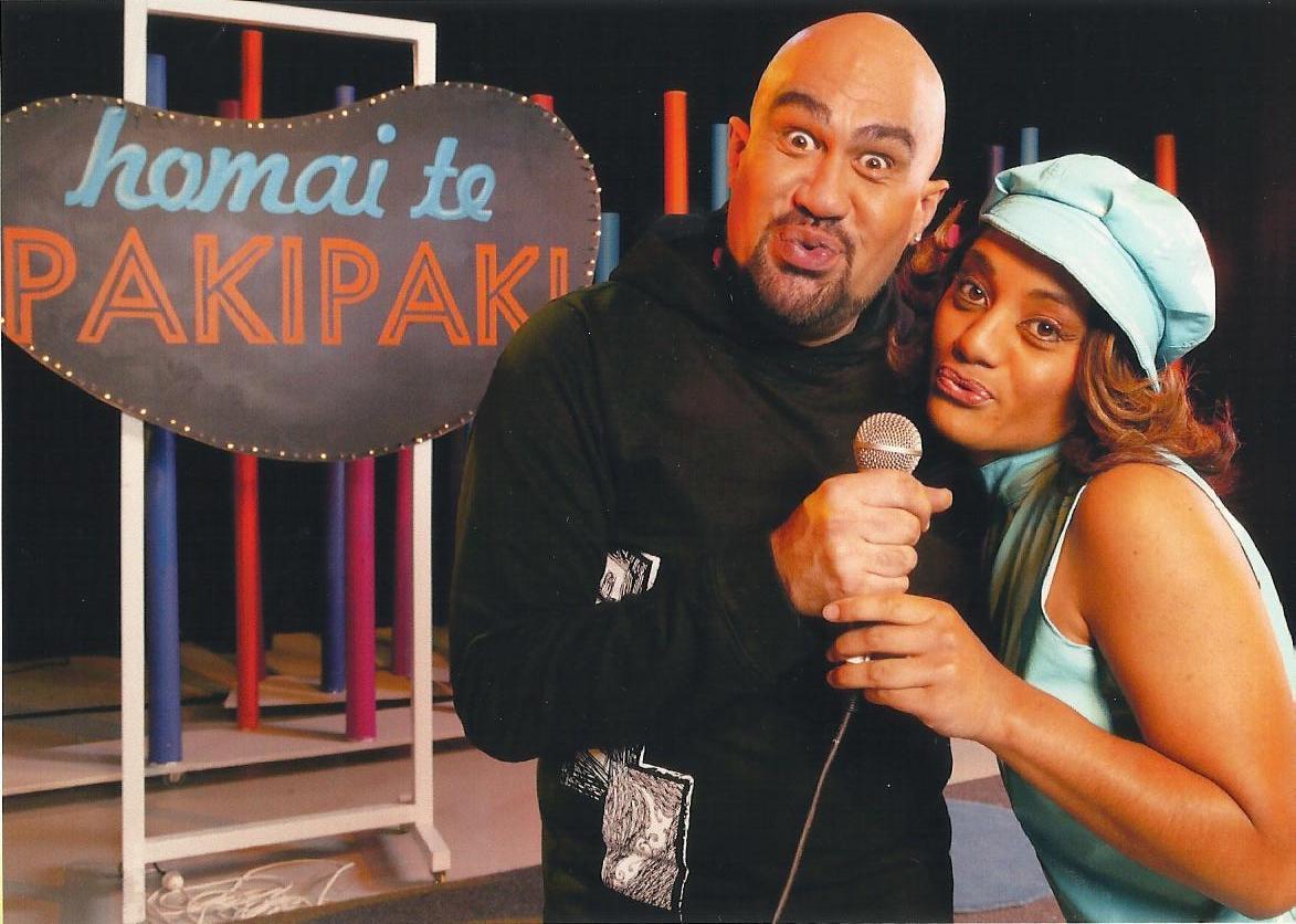 Live show Homai Te Paki Paki