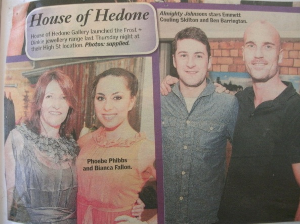 House of Hedone Launch Bianca wears Ketz ke