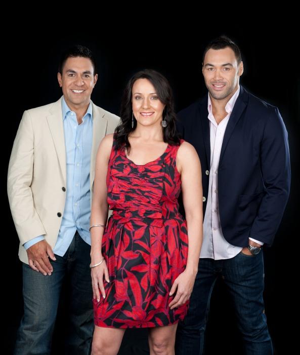 Julian, Lisa, Wairangi Waitangi Day