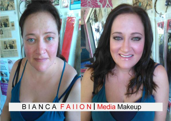 Anekke Party Hair & Makeup