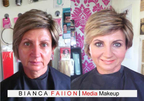 Angela C.E.O.photoshoot Hair & Makeup