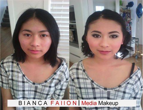 Emily Jade Ball Hair & Makeup