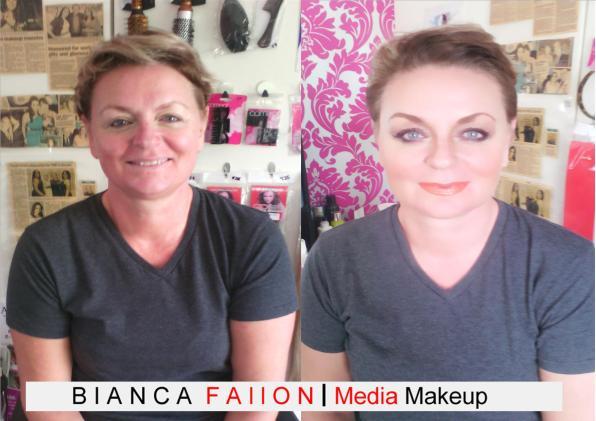 Trish Birthday Makeup