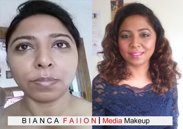 Sabina Graduation Hair & Makeup